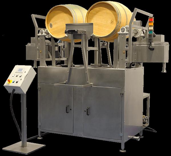 Nettoyeur de fûts automatique FR2 Automatic