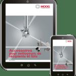 Catalogue Accessoires pour nettoyage de récipients et fûts