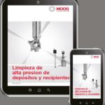 Catálogo Limpieza alta presion de depósitos y recipientes