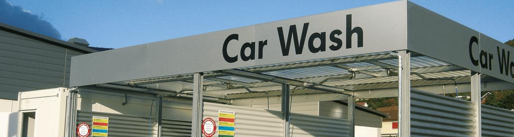 Garagen und Tankstellen mit MOOG Cleaning Systems