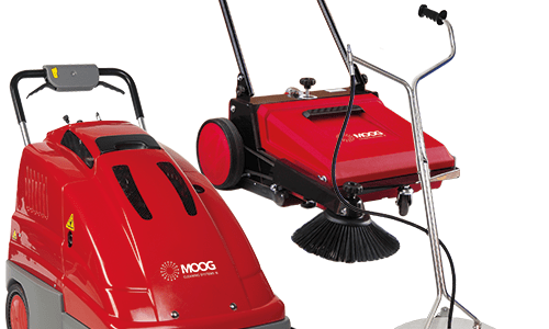 Bodenreiniger MOOG Cleaning Systems