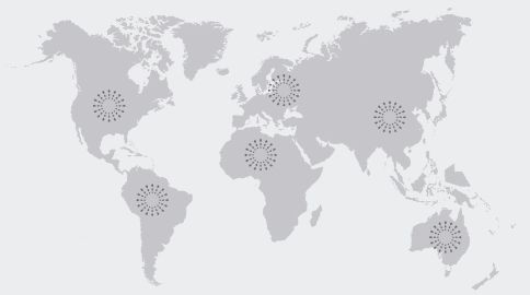 Weltweites Händlernetz MOOG Cleaning Systems