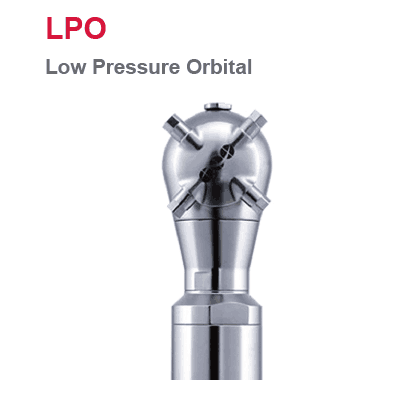 LPO - Low Pressure Orbital