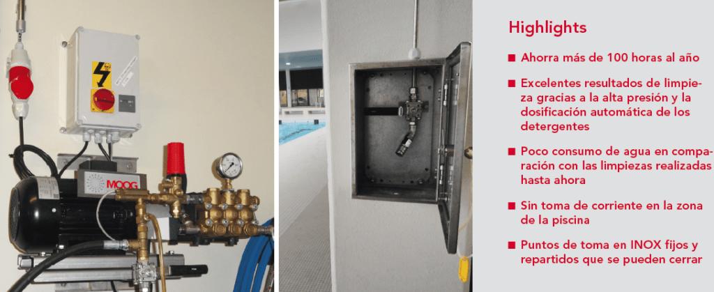 Innovación en la limpieza de piscinas
