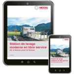 Station de lavage moderne en libre service de la Suisse pour la Suisse