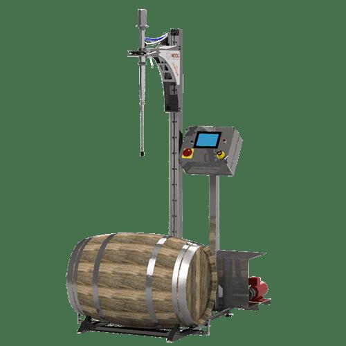 PRIMIQUE - La nuovo sistema di lavaggio per barrique