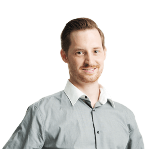 Benjamin Brügger Sales Director MOOG